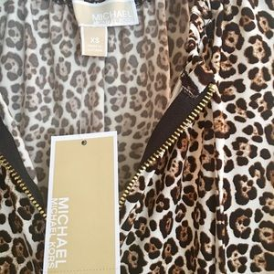 Michael Kors Dresses - Michael Kors New With Tags Leopard Dress